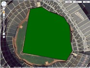 Oakland Alameda County Coliseum, Oakland Athletics